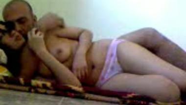 Home sex scandal of desi couple