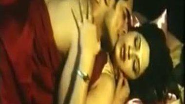 Hot Desi Bedroom Scene