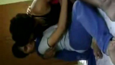 Desi home made sex scandal mms clip of sexy girl with lover