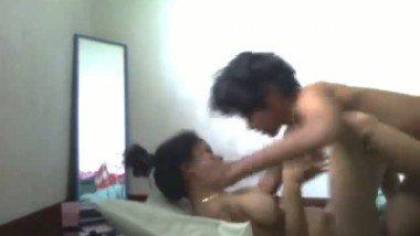 Asian Teens Make A Sex Video