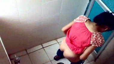 Toilet Pee Video