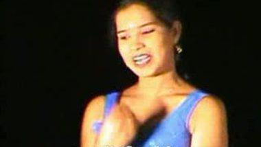Telugu Hot Girls Night stage dance 2