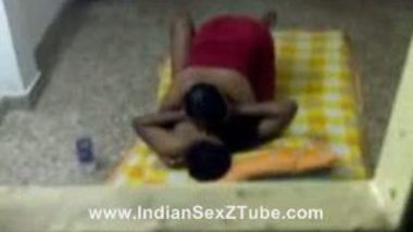 Indian Tharki Bhabhi Sex on Roof HiddenCam Scandal