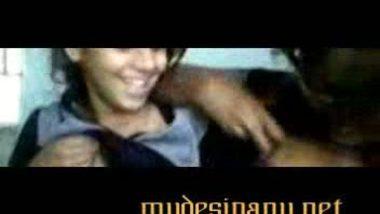 Indian College friend monideepa & sanchita performing as a lesbian act on cam