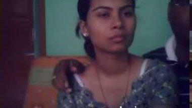 Innocent Gangtok desi girl boob press mms scandal