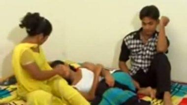 Mumbai escort girls threesome sex with new client