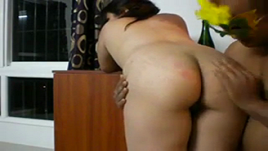 Hyderabad husband enjoys anal sex with kinky wife
