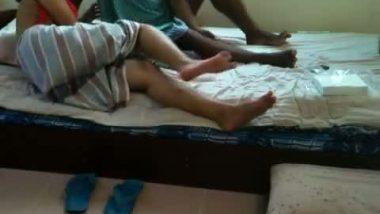 Hottest Indian bhabhi hidden cam home sex scandal