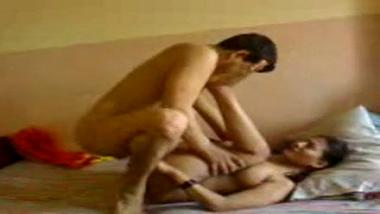 Goa prostitute hardcore sex tape with client | Hindi Audio