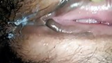 Pussy Show of a South Indian Milf