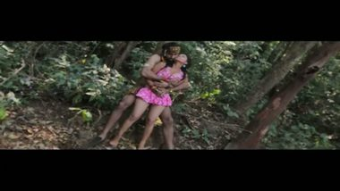 Desi outdoor sex mms – bollywood romance in forest