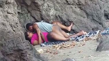 Indian aunty outdoor porn movies with neighbour