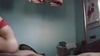 Indian lover sex in her room