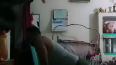 Desi maid fucked by her owner in front of her sister