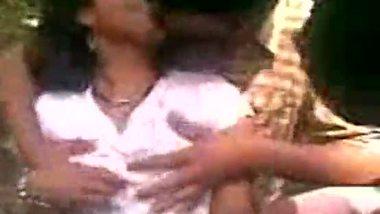 Tamil village teen outdoor sex scandals