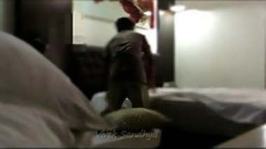 desi wife tease room service boy