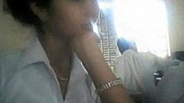 Sexy Nepali school girl showing her hairy pussy