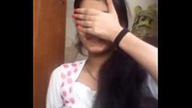 Desi teen having webcam sex with her lover