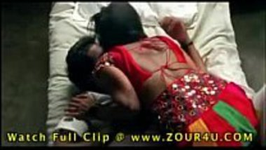 Hot scene from a famous Bollywood movie