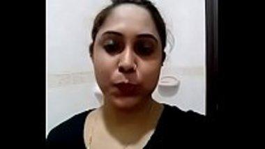Nude selfie of a bhabhi with huge breasts