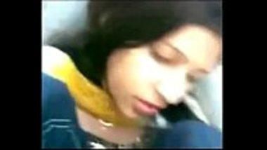 Cute and hot Bhojpuri teacher banged by her friend