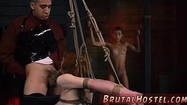 slave anal gangbang Sexy youthful girls,