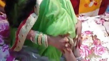 just married bride Saree in full HD desi video home mast chu
