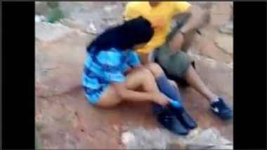 Sexy Nepali Girl Caught Having Sex In Mountain