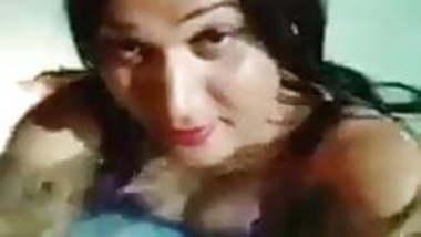 Sanjana Singh at resort with friends