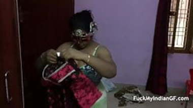 Indian Wife After Shower Drying Asking Her Man To Have Sex