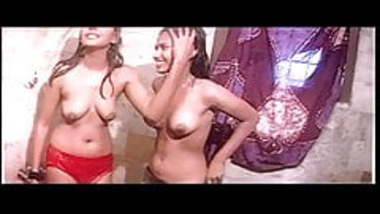 Beautiful Mallu Lesbians in the shower