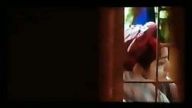 Housewife bathing video taken hidden