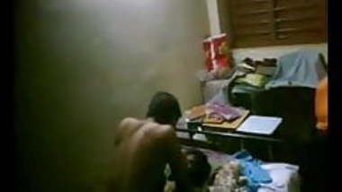 I set up hidden cam at friend's house