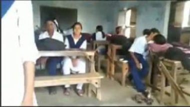 Desi School Girls Kissing Video Inside Classroom