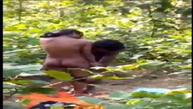 Jungle Sex Of Young College Girl And Desi Guy Caught On Camera